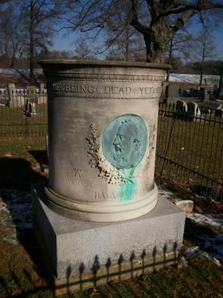 Grave of Bayard Taylor