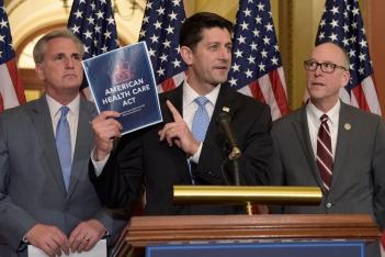 Paul Ryan,Greg Walden,Kevin McCarthy